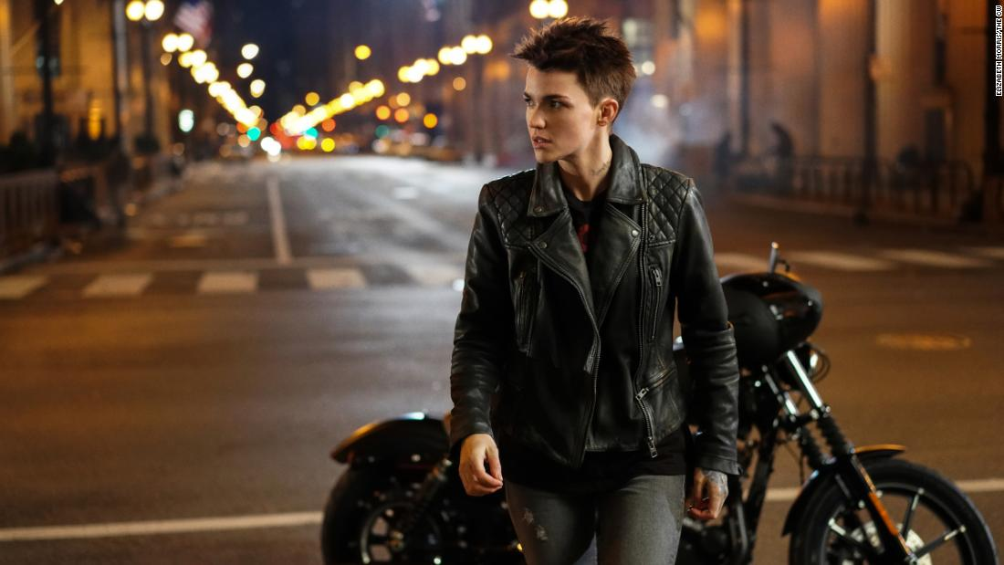 "Ruby Rose parla lasciando ""Batwoman"""