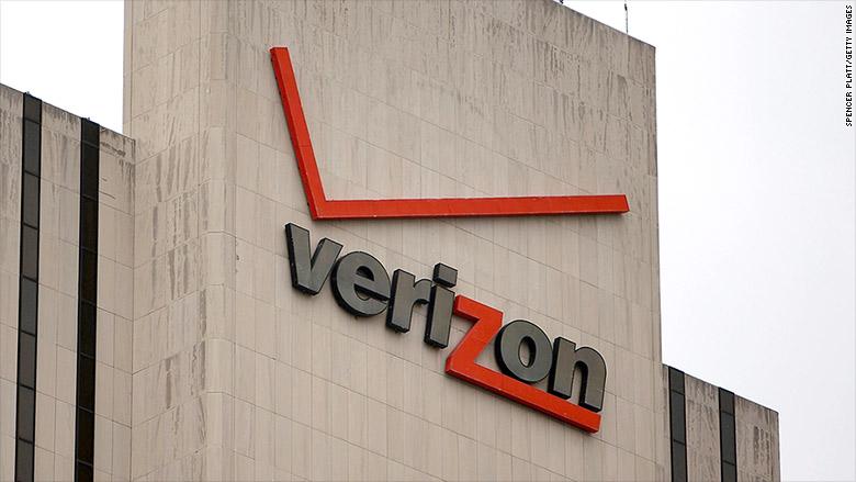 Verizon sta portando dati illimitati