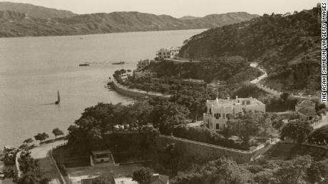La costa di Macao nel 1941.