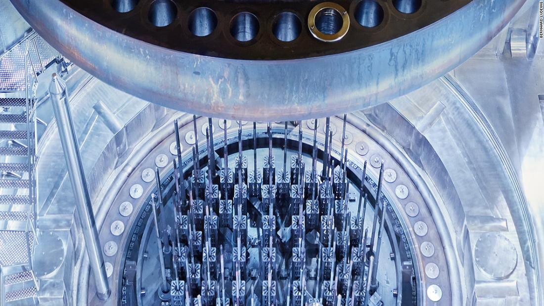 Bernhard Ludewig documenta le ultime centrali nucleari tedesche