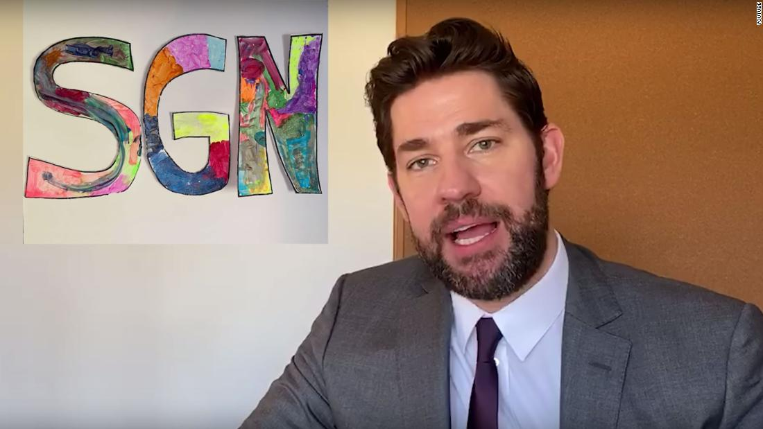 "John Krasinski spiega perché ha venduto ""Some Good News"""