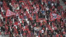 I tifosi del DVTK hanno avuto un po 'più di brio nella partita scarsamente assistita, dato che una vittoria casalinga per 1-0 ha portato la loro squadra al quarto posto.