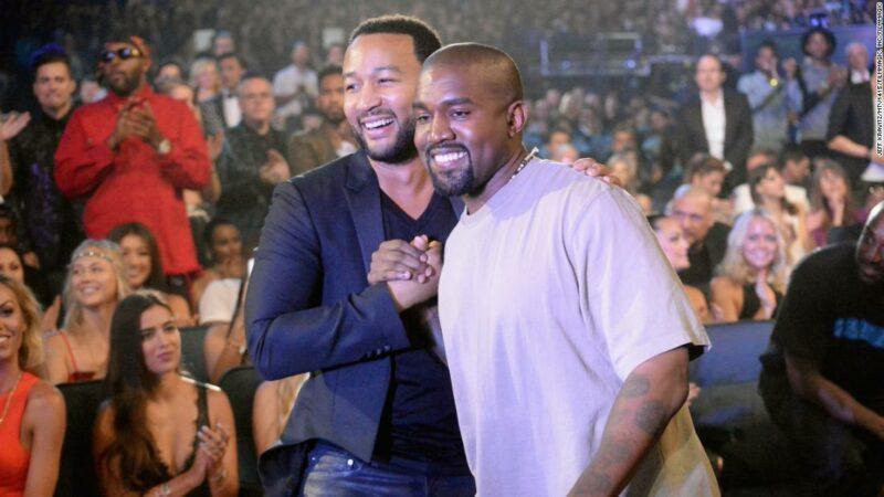 John Legend afferma che la sua amicizia con Kanye West si è evoluta