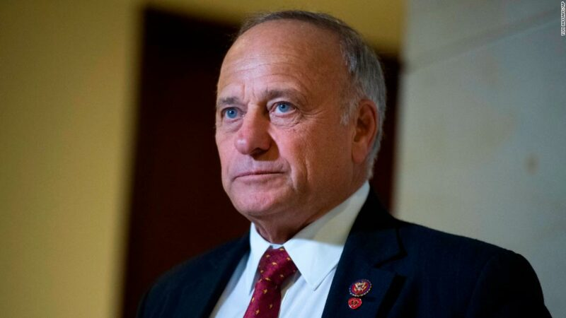 Steve King loses Republican primary race, CNN projects