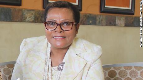 Lipolelo Thabane è stata uccisa a colpi di arma da fuoco due giorni prima dell'inaugurazione del marito separato per un secondo mandato come Primo Ministro.