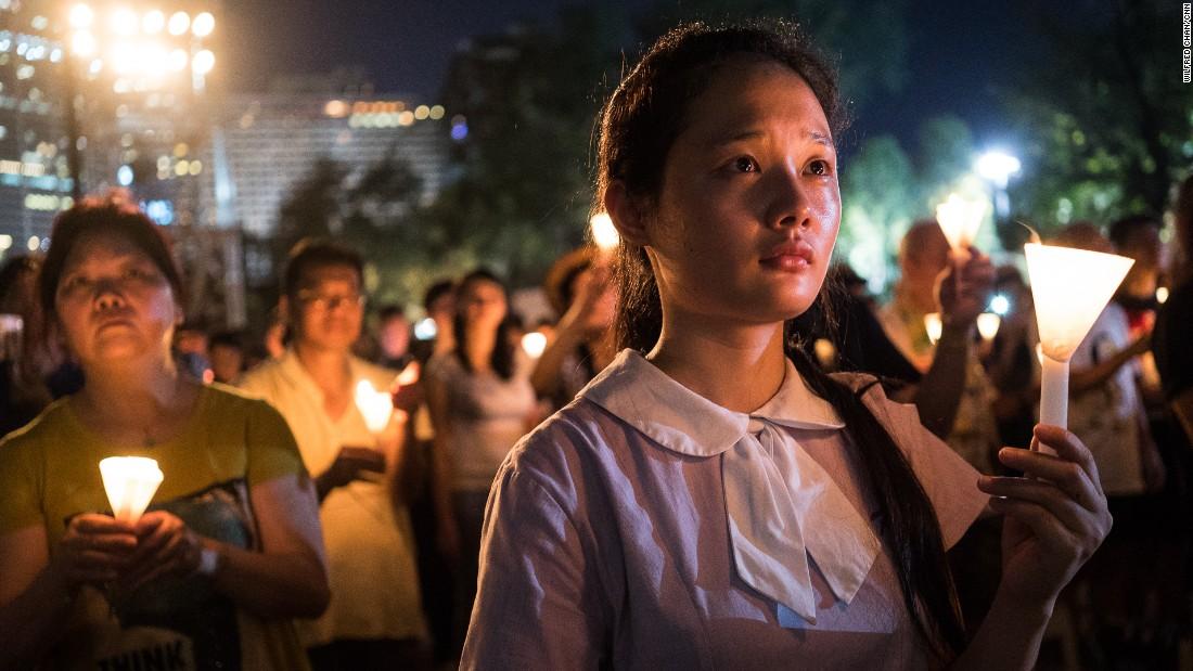Massacro di Piazza Tiananmen: Hong Kong celebra forse il suo anniversario per l'ultima volta