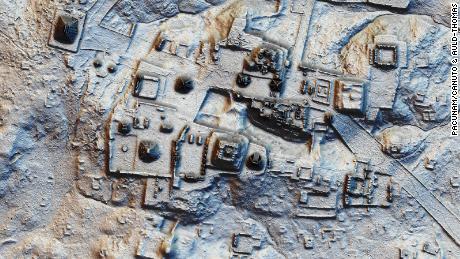 La mappatura laser scopre dozzine di antiche città Maya