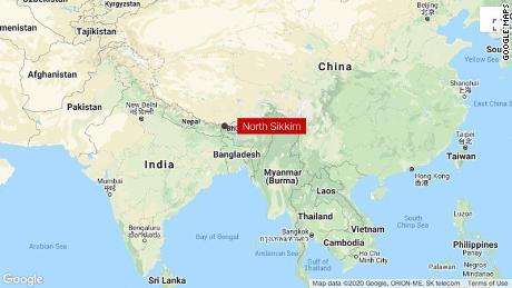 Soldati cinesi e indiani vengono coinvolti in & # 39; aggressivo & # 39; scaramuccia transfrontaliera