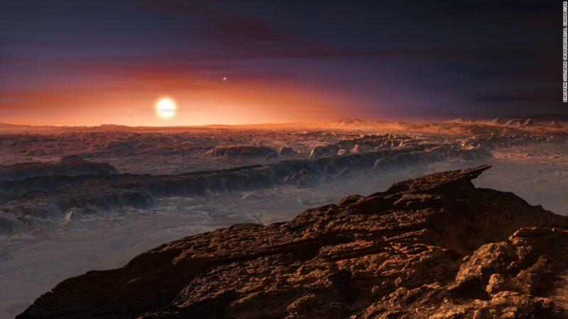 Gli astronomi confermano l'esopianeta delle dimensioni della Terra attorno alla stella più vicina
