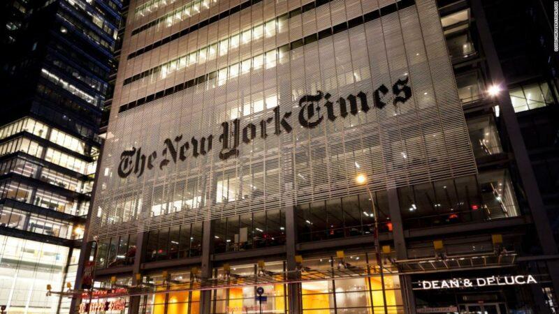 Tom Cotton Op-Ed: i dipendenti del New York Times si ribellano alle poste del senatore repubblicano