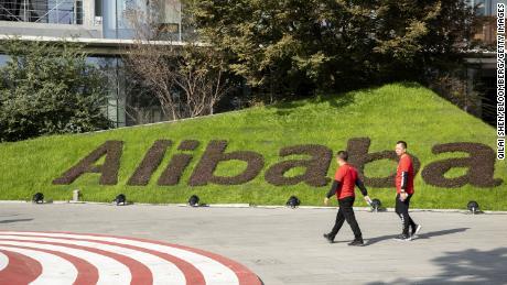 Il ritorno a casa di Alibaba riguarda il piacere della Cina e l'acquisto di un'assicurazione di guerra commerciale
