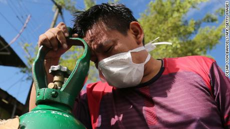 L'ossigeno è una delle armi più importanti nella lotta contro il coronavirus.