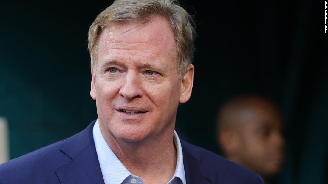 Il commissario NFL Roger Goodell afferma che la lega era sbagliata per non aver ascoltato prima i giocatori sul razzismo