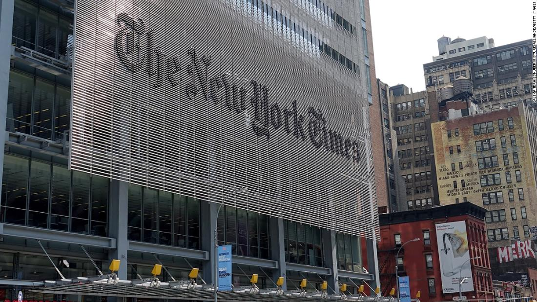 Tom Cotton ha deciso di non stampare, l'editore del New York Times annuncia durante il municipio dei dipendenti