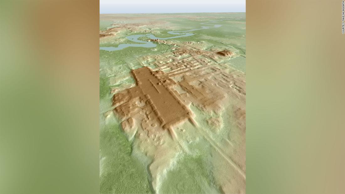 Aguada Fenix: la mappatura laser rivela il tempio Maya più antico e più grande