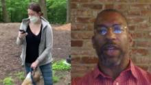 Christian Cooper sta chiedendo alla gente di smettere di minacciare di morte la donna che ha chiamato la polizia per lui.