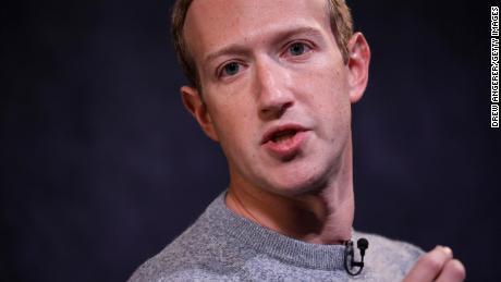 Mark Zuckerberg prova a spiegare la sua inazione nei posti di Trump al personale oltraggiato