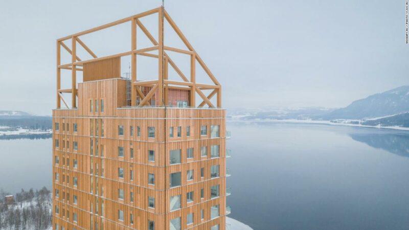 Grattacielo di legno: è arrivata la rivoluzione?