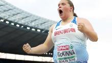 Sophie McKinna ha rifiutato il finanziamento per mantenere la sua routine.