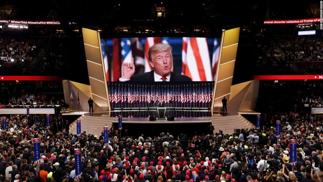 Trump threatens to pull RNC from North Carolina