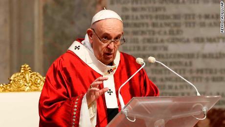 Papa Francesco condanna la morte di George Floyd, definisce il malcontento degli Stati Uniti come
