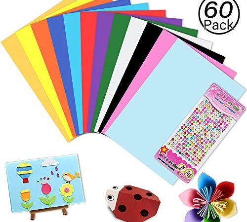 30 Le migliori recensioni di cartoncini colorati a4 testate e qualificate con guida all'acquisto