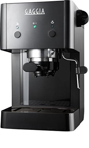 30 Le migliori recensioni di gaggia macchina caffè espresso testate e qualificate con guida all'acquisto