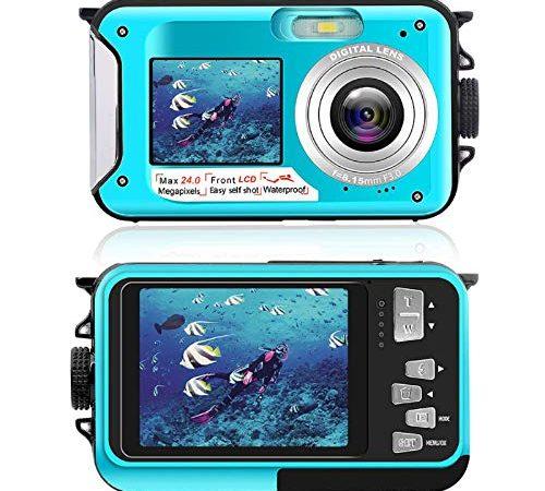 30 Le migliori recensioni di macchina fotografica subacquea testate e qualificate con guida all'acquisto