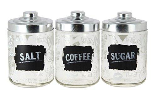 30 Le migliori recensioni di barattoli sale zucchero caffè testate e qualificate con guida all'acquisto