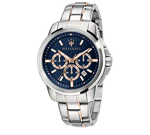 30 Le migliori recensioni di orologio maserati uomo testate e qualificate con guida all'acquisto
