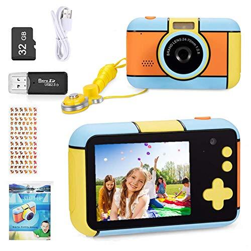 30 Le migliori recensioni di macchina fotografica per bambini testate e qualificate con guida all'acquisto