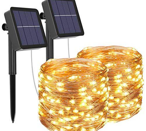 30 Le migliori recensioni di Catena Luminosa Esterno Solare testate e qualificate con guida all'acquisto