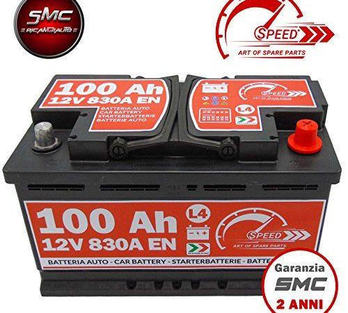 30 Le migliori recensioni di Batteria 100 Ah testate e qualificate con guida all'acquisto