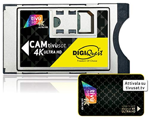 30 Le migliori recensioni di Cam Tivusat Hd 4K testate e qualificate con guida all'acquisto