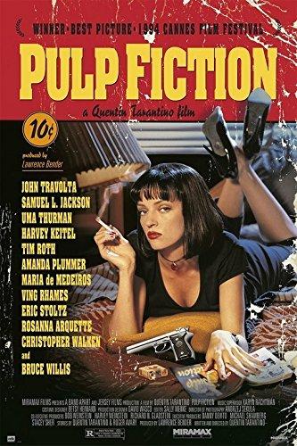 30 Le migliori recensioni di Poster Pulp Fiction testate e qualificate con guida all'acquisto