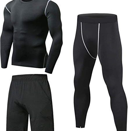 30 Le migliori recensioni di Abbigliamento Sportivo Uomo testate e qualificate con guida all'acquisto