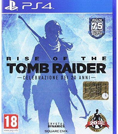 30 Le migliori recensioni di Rise Of The Tomb Raider Ps4 testate e qualificate con guida all'acquisto
