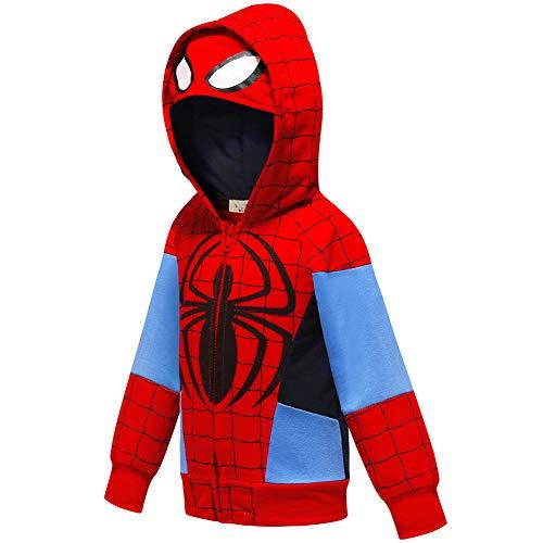 30 Le migliori recensioni di Felpa Spiderman Bambino testate e qualificate con guida all'acquisto