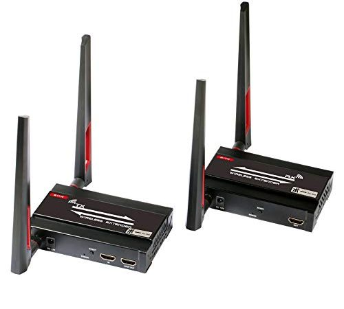 30 Le migliori recensioni di Extender Hdmi Wireless testate e qualificate con guida all'acquisto