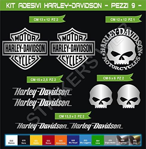 30 Le migliori recensioni di Adesivi Harley Davidson testate e qualificate con guida all'acquisto