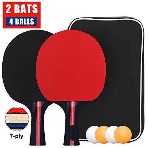 30 Le migliori recensioni di Racchette Da Ping Pong testate e qualificate con guida all'acquisto