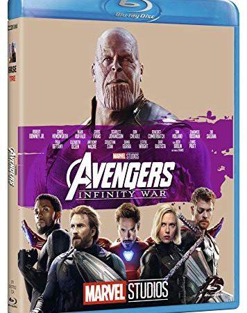 30 Le migliori recensioni di Avengers Infinity War Blu Ray testate e qualificate con guida all'acquisto