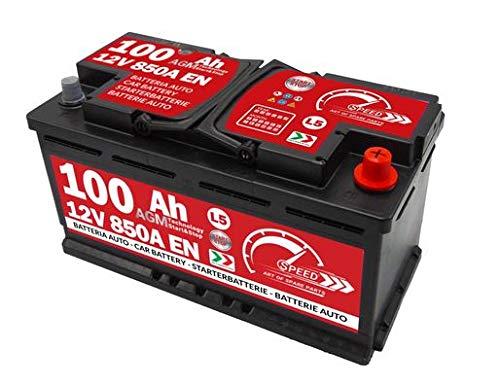 30 Le migliori recensioni di Batteria Agm 100Ah testate e qualificate con guida all'acquisto